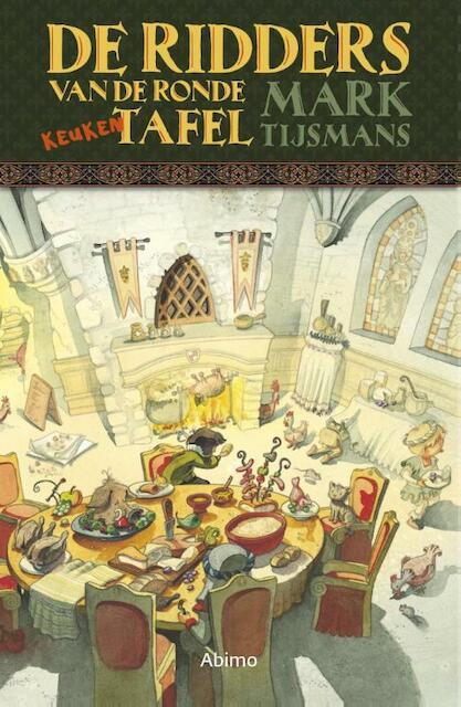 Ridders van de ronde keukentafel - Tijsmans Mark