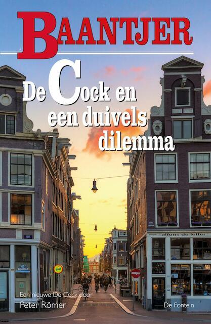 De Cock en een duivels dilemma (deel 81) - Baantjer, Peter Römer