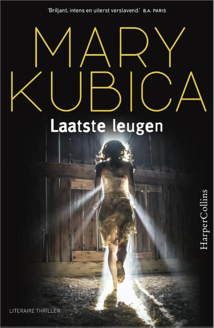 Laatste leugen - Mary Kubica