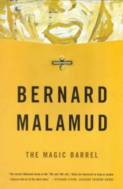 The magic barrel by bernard malamud thesis