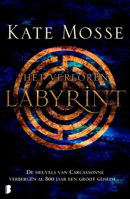 Verloren Labyrint - Kate Mosse