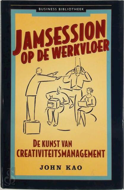 Jamsession op de werkvloer - J. Kao