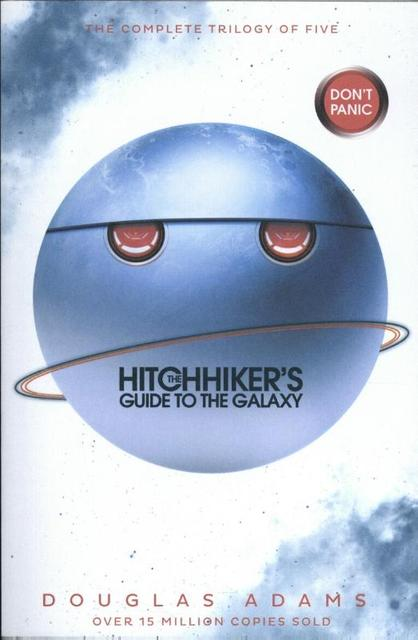 The Hitchhiker's Guide to the Galaxy Omnibus - Douglas Adams