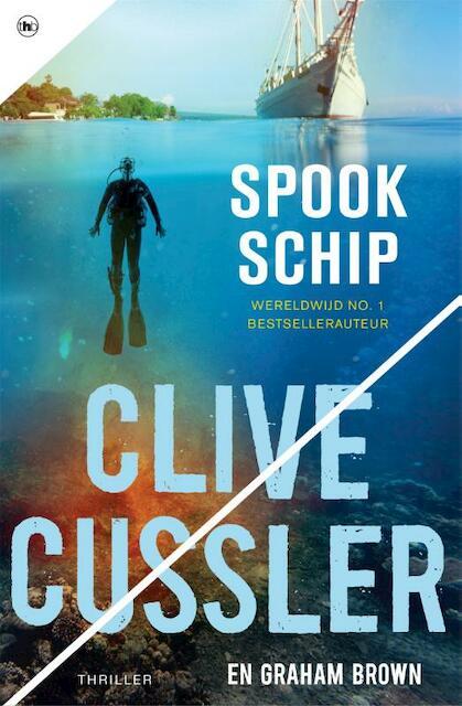 Spookschip - Clive Cussler, Graham Brown