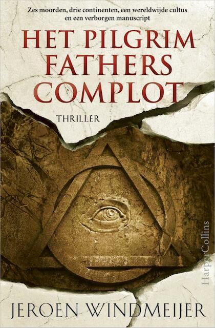 Het Pilgrim Fathers-complot - Jeroen Windmeijer