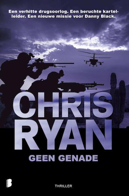 Geen genade - Chris Ryan