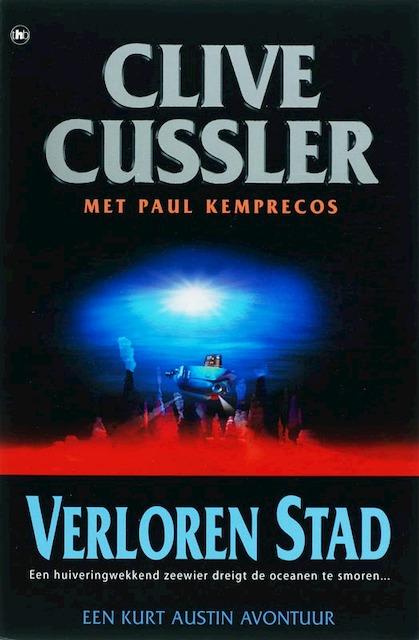 Verloren stad - C. Cussler, P. Kemprecos