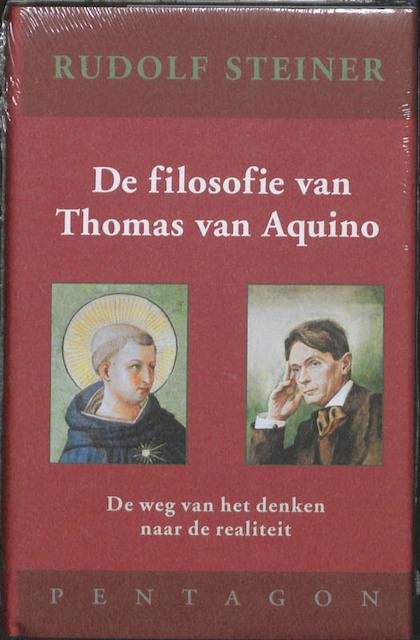 De filosofie van Thomas van Aquino - Rudolf Steiner