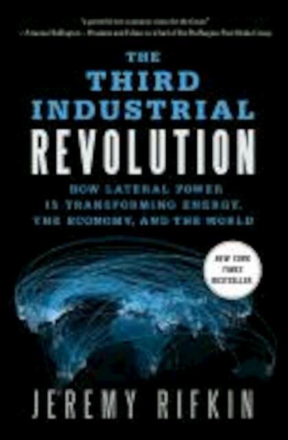 Third industrial revolution - Rifkin J