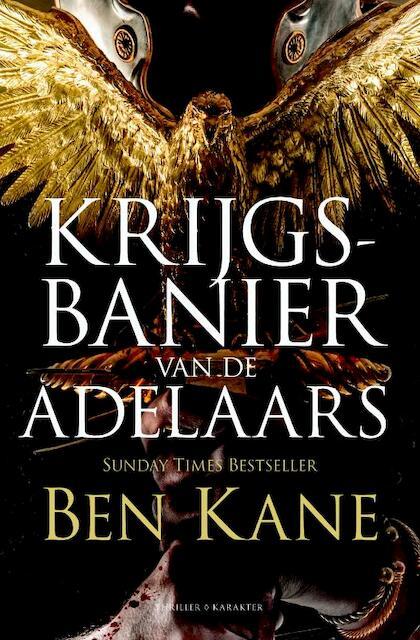 Krijgsbanier van de Adelaars - Ben Kane