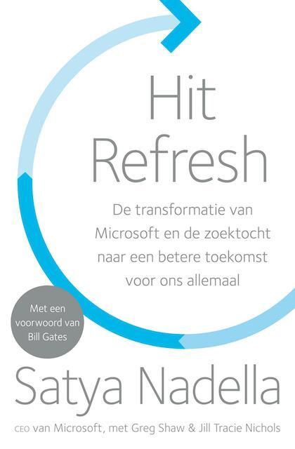Hit Refresh - Satya Nadella