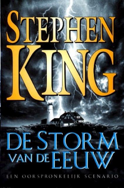 De storm van de eeuw - Stephen King