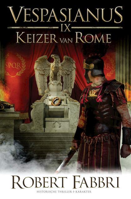 Vespasianus IX - Keizer van Rome - Robert Fabbri
