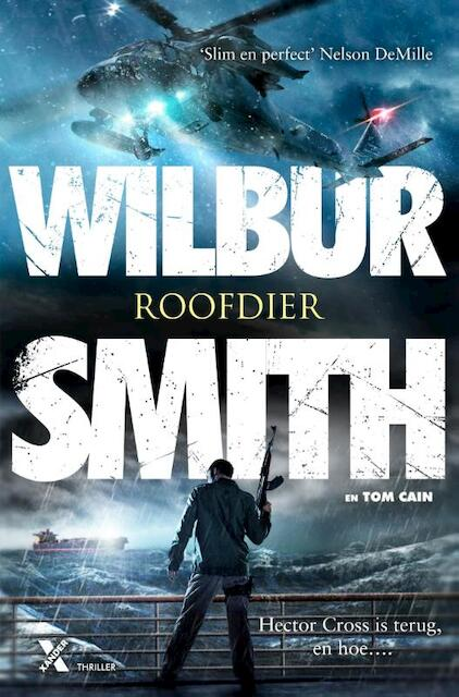Roofdier - Wilbur Smith, Tom Cain