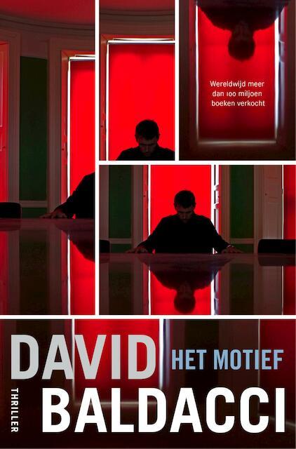 Het motief - David Baldacci