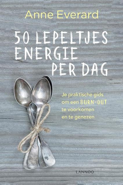 50 lepeltjes energie per dag - Anne Everard