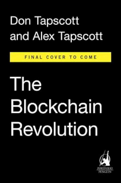 Blockchain Revolution - Don Tapscott, Alex Tapscott