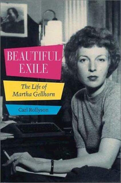 Beautiful Exile - Carl Edmund Rollyson