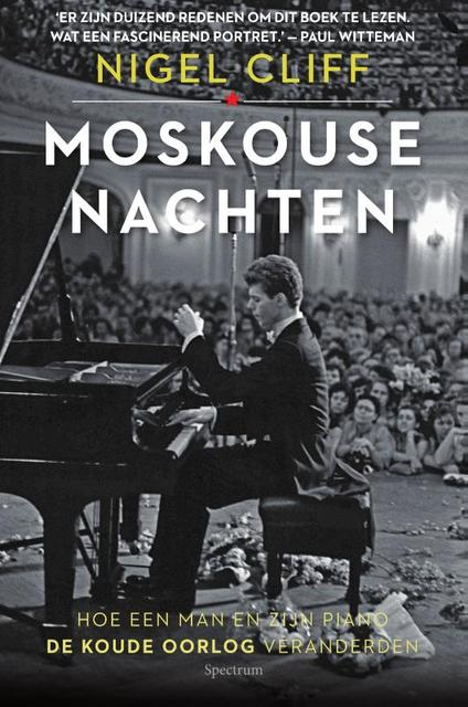 Moskouse nachten - Nigel Cliff