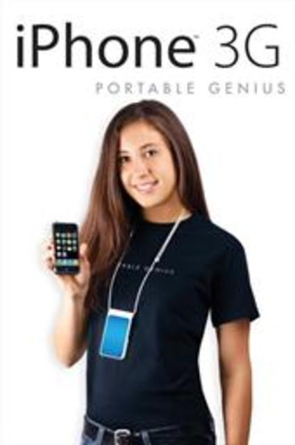 iphone 3g portable genius paul mcfedries  david pabian  isbn 9780470423486  de slegte iPhone User Guide iPhone 4 User Manual English