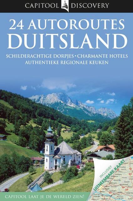 Capitool Discovery , 24 autoroutes Duitsland -