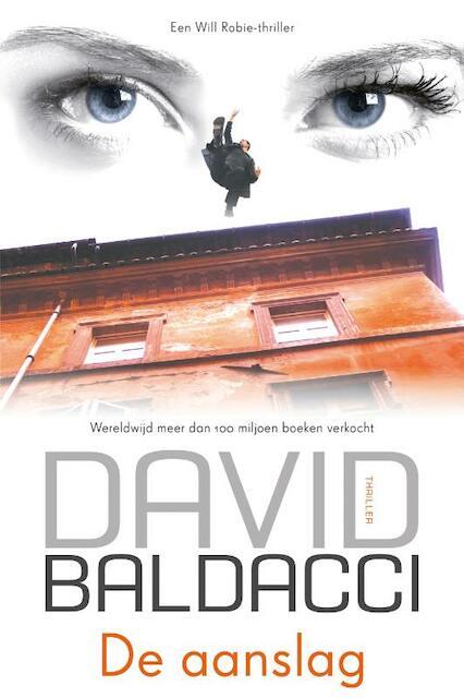 De aanslag - David Baldacci