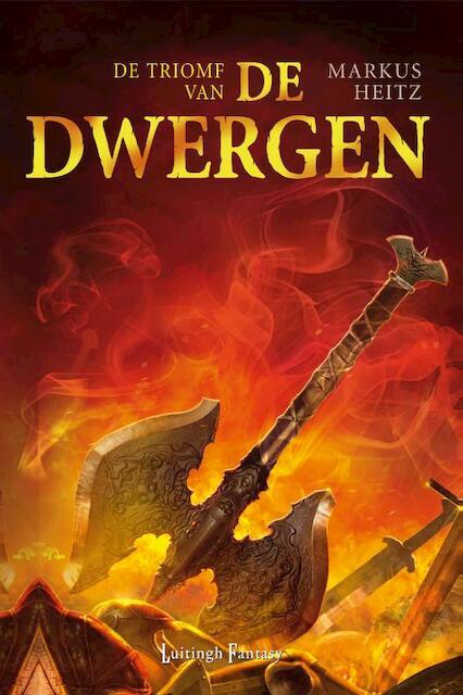 Dwergen 5 – De Triomf van de Dwergen - Markus Heitz