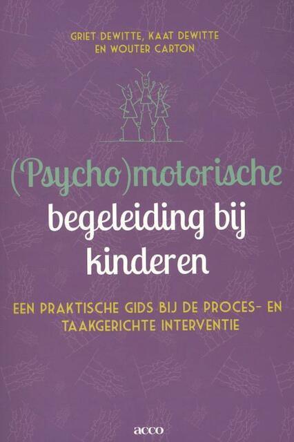 (Psycho)motorische begeleiding bij kinderen - Griet Dewitte