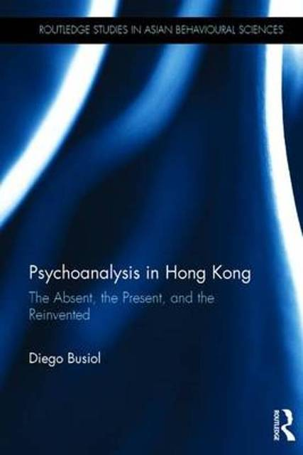 Psychoanalysis in Hong Kong - Diego Busiol