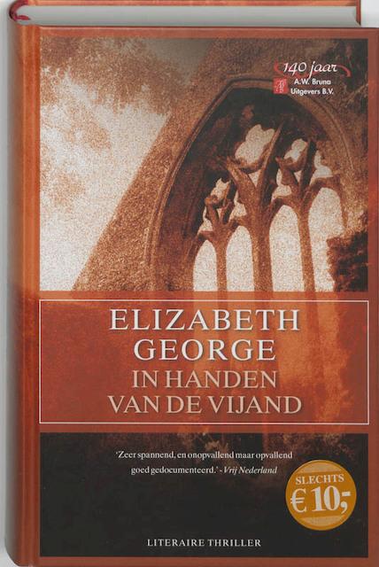 In handen van de vijand - Elizabeth George