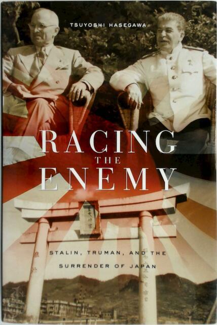 Racing the Enemy - Tsuyoshi Hasegawa