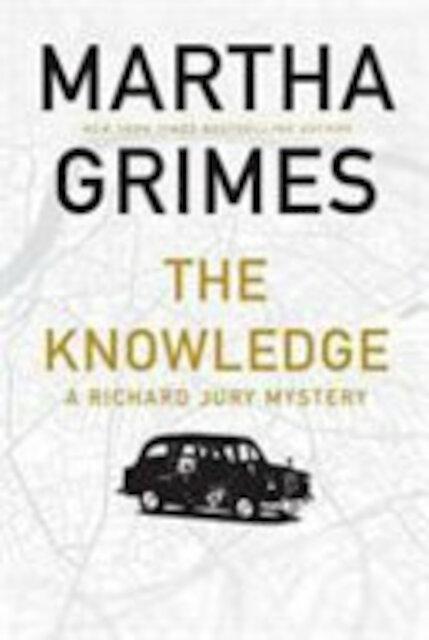 The Knowledge - Martha Grimes
