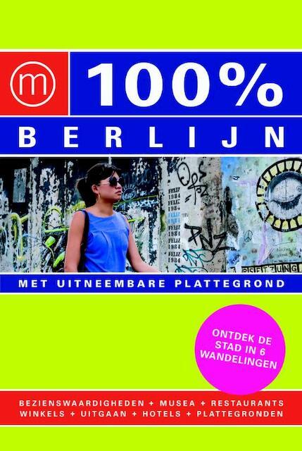 100% Berlijn - Marjolein den Hartog