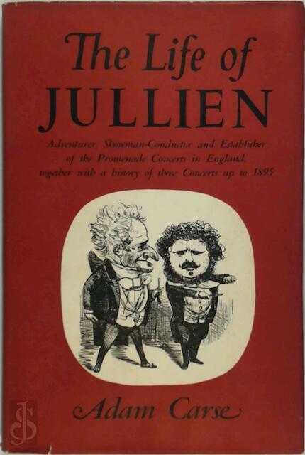The Life of Jullien - Adam Von Ahn Carse