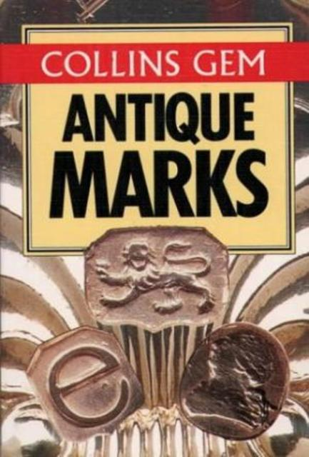 Antique Marks - Anna Selby, Diagram Group