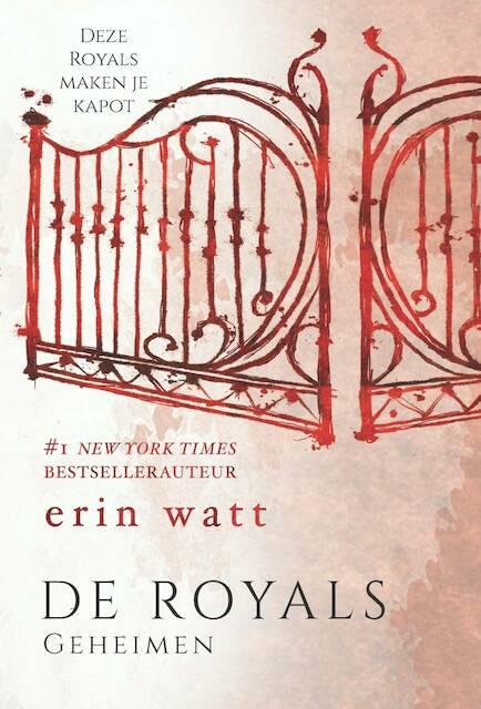 De Royals 3 - Geheimen - Erin Watt