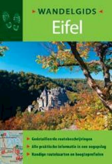 Deltas wandelgids Eifel - Marcus Wiegard