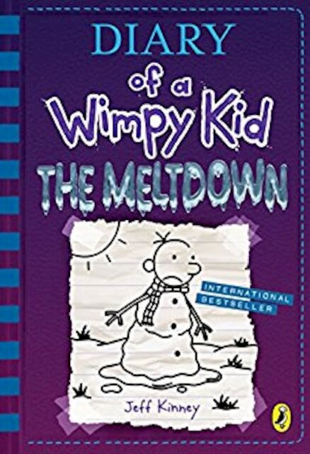 Diary of a Wimpy Kid Book 13 - Jeff Kinney