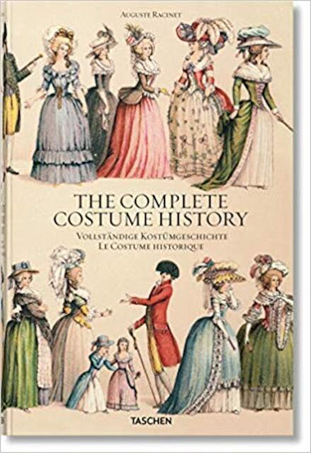 The complete costume history - Françoise Tetart-Vittu