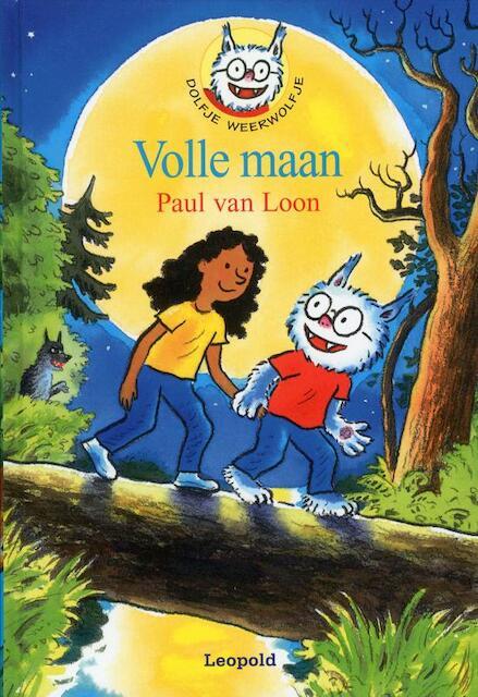 Volle Maan (Dolfje Weerwolfje) - Paul van Loon