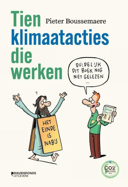 10 klimaatacties die werken - Pieter Boussemaere