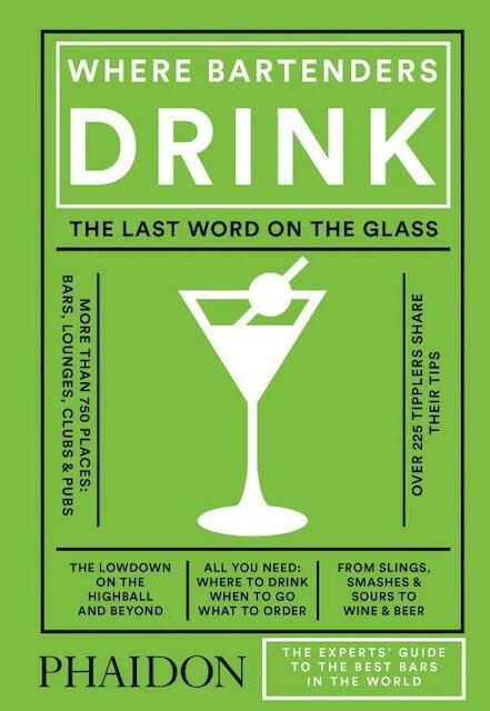 Where Bartenders Drink -