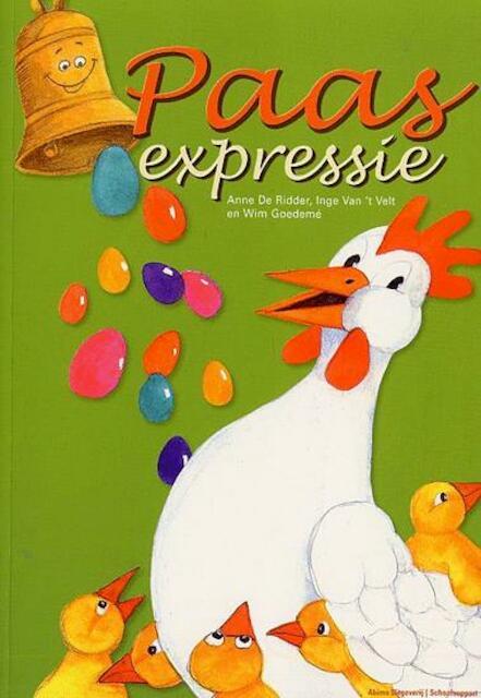 Paasexpressie - Edwin Geets, A. Ridder