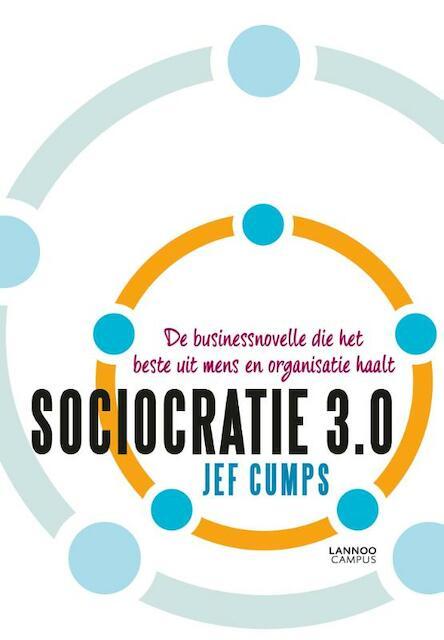 Sociocratie 3.0 - Jef Cumps