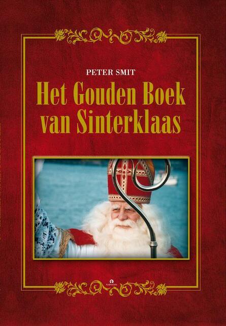 Het Gouden Boek van Sinterklaas - P. Smit