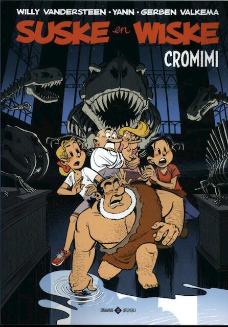 Cromimi - Willy Vandersteen, Yann, Gerben Valkema