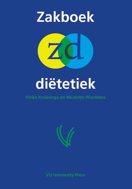 Zakboek dietetiek - Hinke Kruizenga, Nicolette Wierdsma