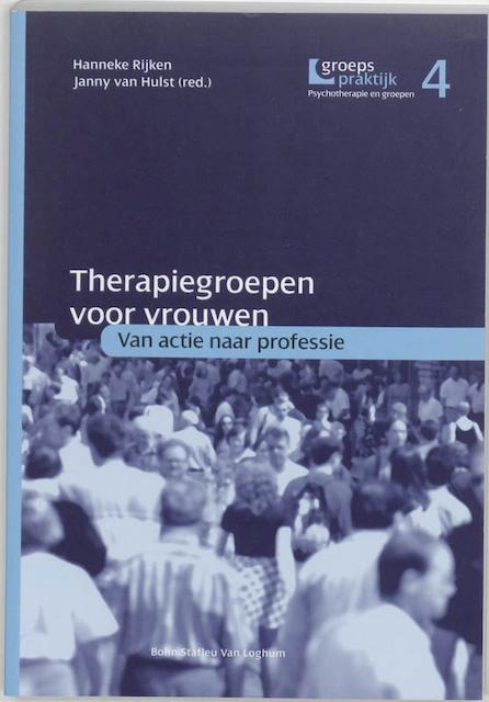 Therapiegroepen voor vrouwen -