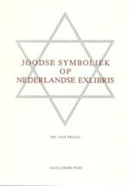 Joodse symboliek op nederlandse exlibris - Praag