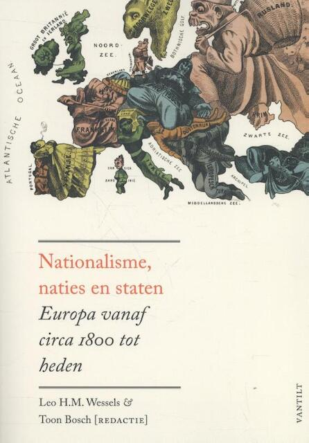 Nationalisme, naties en staten -
